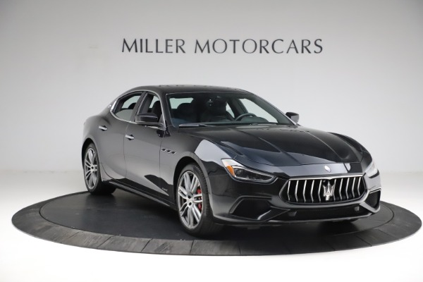 Used 2018 Maserati Ghibli S Q4 Gransport for sale $55,900 at Maserati of Greenwich in Greenwich CT 06830 12