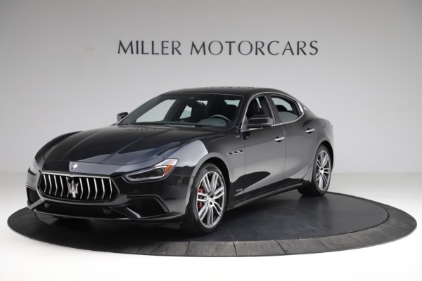 Used 2018 Maserati Ghibli S Q4 Gransport for sale $55,900 at Maserati of Greenwich in Greenwich CT 06830 2