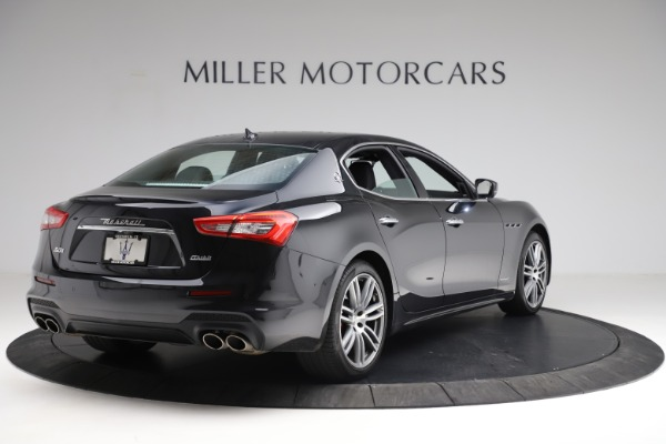 Used 2018 Maserati Ghibli S Q4 Gransport for sale $55,900 at Maserati of Greenwich in Greenwich CT 06830 8