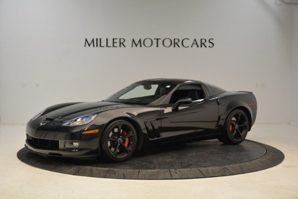 Used 2012 Chevrolet Corvette Z16 Grand Sport for sale Sold at Maserati of Greenwich in Greenwich CT 06830 2