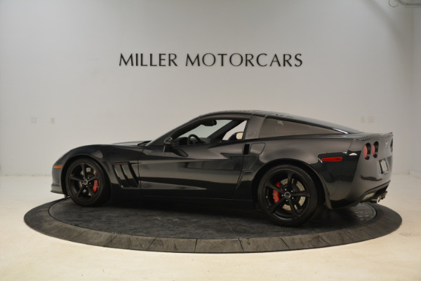 Used 2012 Chevrolet Corvette Z16 Grand Sport for sale Sold at Maserati of Greenwich in Greenwich CT 06830 4