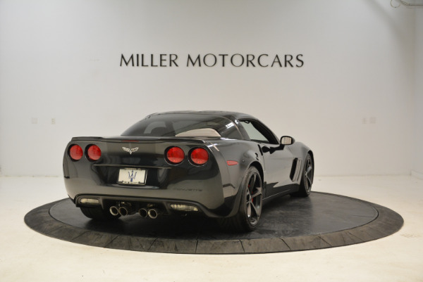 Used 2012 Chevrolet Corvette Z16 Grand Sport for sale Sold at Maserati of Greenwich in Greenwich CT 06830 7
