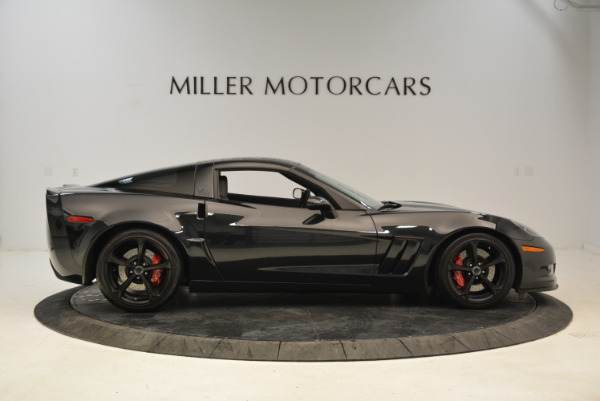 Used 2012 Chevrolet Corvette Z16 Grand Sport for sale Sold at Maserati of Greenwich in Greenwich CT 06830 9