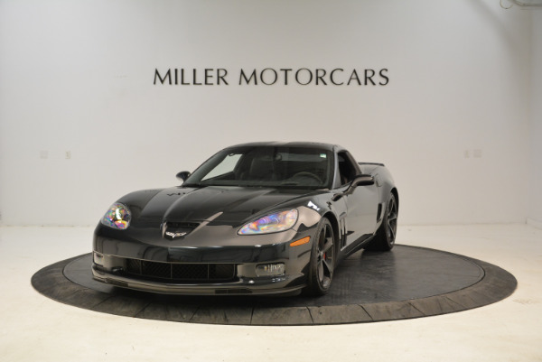 Used 2012 Chevrolet Corvette Z16 Grand Sport for sale Sold at Maserati of Greenwich in Greenwich CT 06830 1