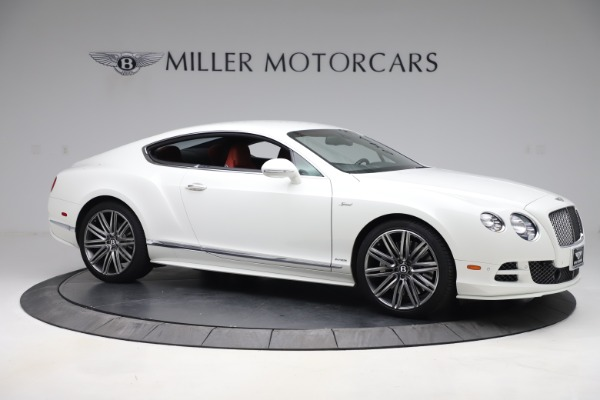 Used 2015 Bentley Continental GT Speed for sale $109,900 at Maserati of Greenwich in Greenwich CT 06830 10