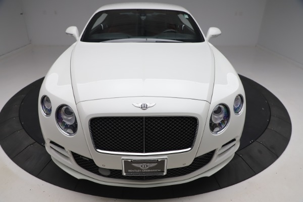 Used 2015 Bentley Continental GT Speed for sale $109,900 at Maserati of Greenwich in Greenwich CT 06830 13