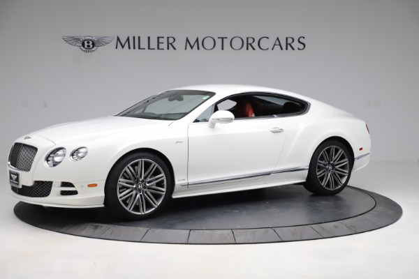 Used 2015 Bentley Continental GT Speed for sale $109,900 at Maserati of Greenwich in Greenwich CT 06830 2