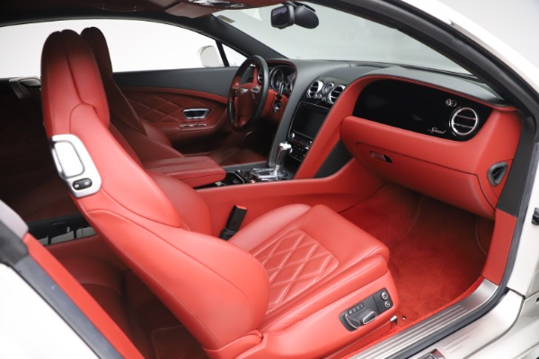 Used 2015 Bentley Continental GT Speed for sale $109,900 at Maserati of Greenwich in Greenwich CT 06830 21
