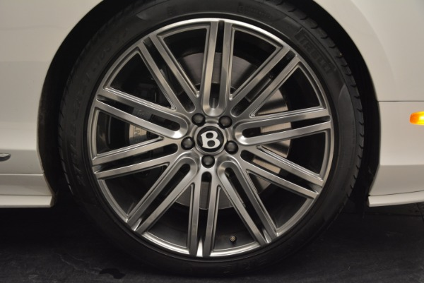 Used 2015 Bentley Continental GT Speed for sale $109,900 at Maserati of Greenwich in Greenwich CT 06830 27
