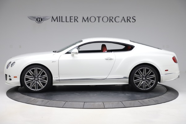 Used 2015 Bentley Continental GT Speed for sale $109,900 at Maserati of Greenwich in Greenwich CT 06830 3