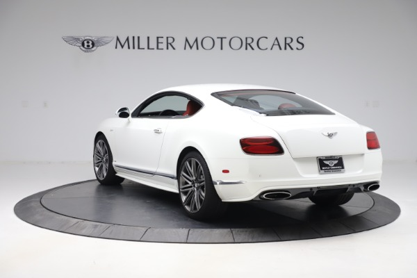 Used 2015 Bentley Continental GT Speed for sale $109,900 at Maserati of Greenwich in Greenwich CT 06830 5