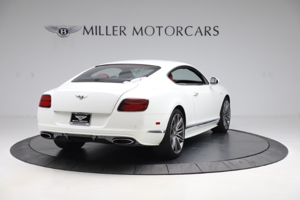 Used 2015 Bentley Continental GT Speed for sale $109,900 at Maserati of Greenwich in Greenwich CT 06830 7