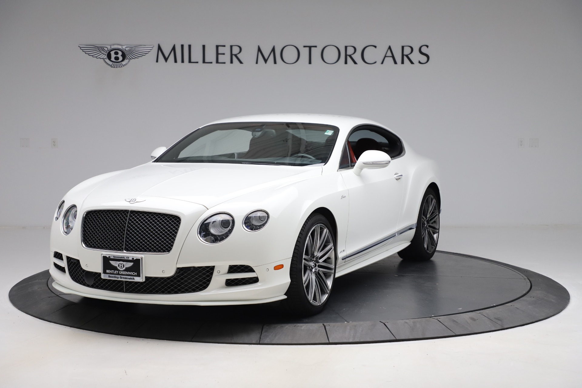 Used 2015 Bentley Continental GT Speed for sale $109,900 at Maserati of Greenwich in Greenwich CT 06830 1