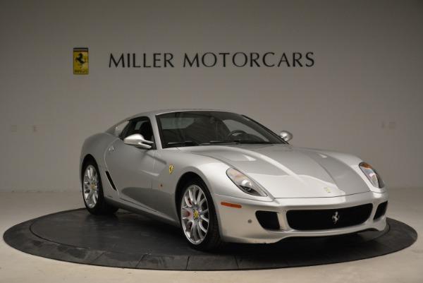 Used 2010 Ferrari 599 GTB Fiorano for sale $169,900 at Maserati of Greenwich in Greenwich CT 06830 11