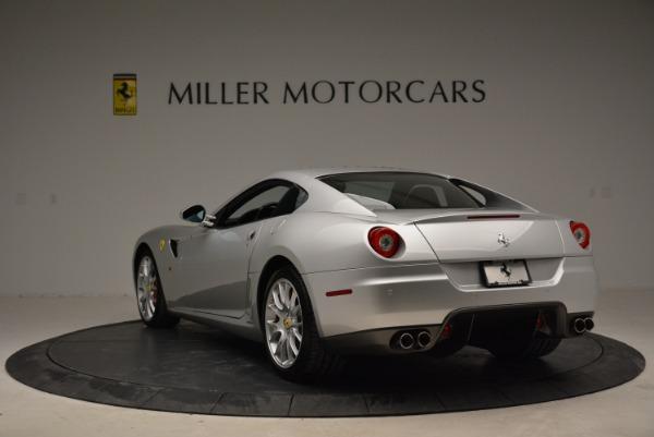 Used 2010 Ferrari 599 GTB Fiorano for sale $169,900 at Maserati of Greenwich in Greenwich CT 06830 5