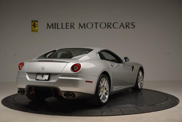 Used 2010 Ferrari 599 GTB Fiorano for sale $169,900 at Maserati of Greenwich in Greenwich CT 06830 7