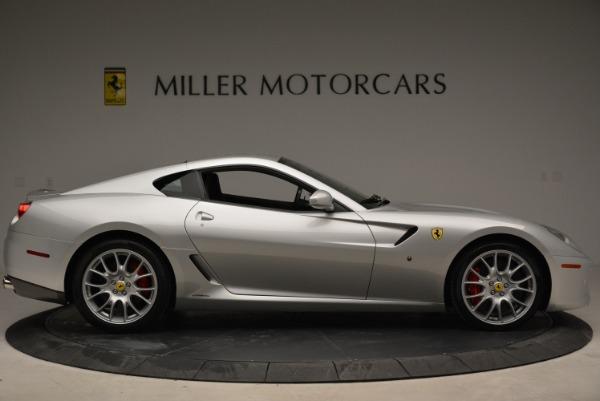 Used 2010 Ferrari 599 GTB Fiorano for sale $169,900 at Maserati of Greenwich in Greenwich CT 06830 9