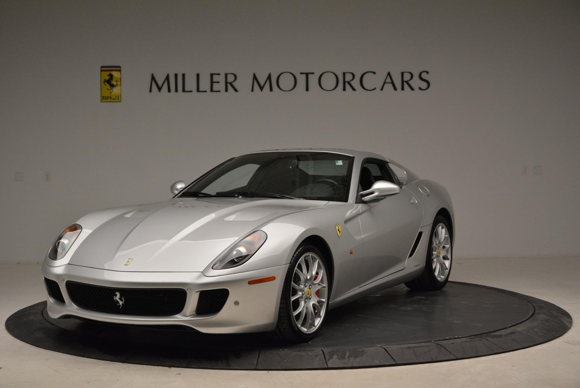 Used 2010 Ferrari 599 GTB Fiorano for sale $169,900 at Maserati of Greenwich in Greenwich CT 06830 1