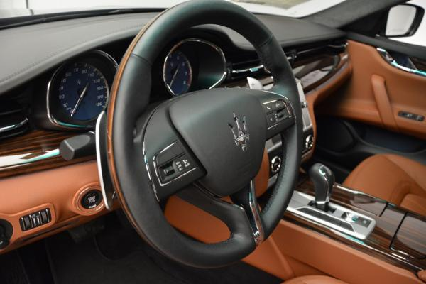 New 2016 Maserati Quattroporte S Q4 for sale Sold at Maserati of Greenwich in Greenwich CT 06830 16