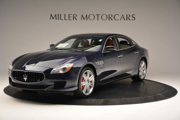 New 2016 Maserati Quattroporte S Q4 for sale Sold at Maserati of Greenwich in Greenwich CT 06830 1