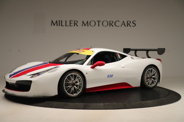 Used 2015 Ferrari 458 Challenge for sale $169,900 at Maserati of Greenwich in Greenwich CT 06830 2