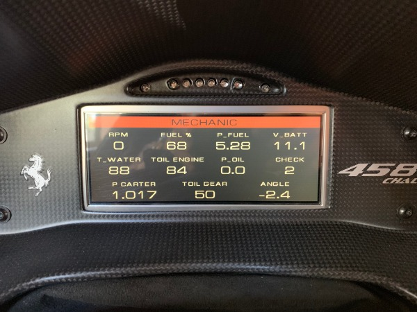 Used 2015 Ferrari 458 Challenge for sale $169,900 at Maserati of Greenwich in Greenwich CT 06830 21