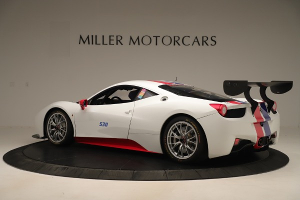 Used 2015 Ferrari 458 Challenge for sale $169,900 at Maserati of Greenwich in Greenwich CT 06830 4
