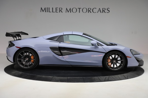 Used 2018 McLaren 570S Spider for sale Sold at Maserati of Greenwich in Greenwich CT 06830 15