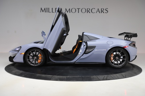 Used 2018 McLaren 570S Spider for sale Sold at Maserati of Greenwich in Greenwich CT 06830 19