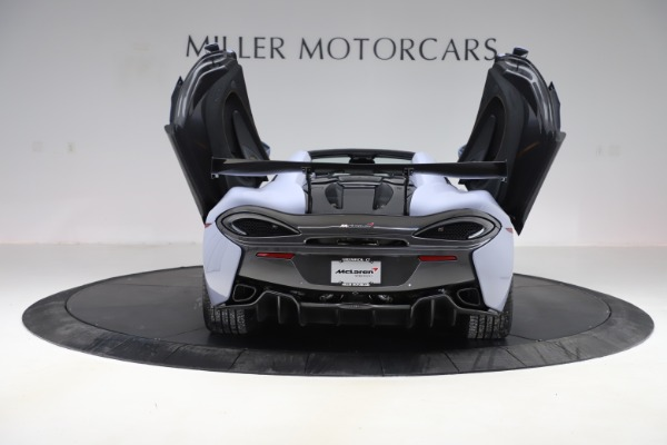 Used 2018 McLaren 570S Spider for sale Sold at Maserati of Greenwich in Greenwich CT 06830 21