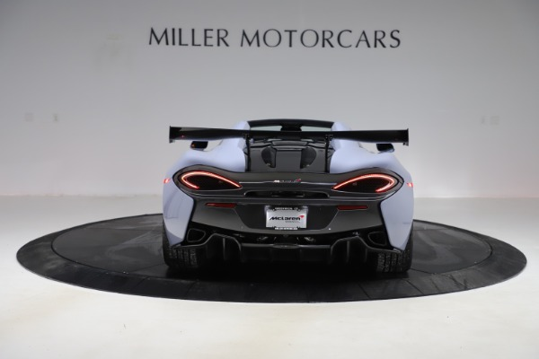Used 2018 McLaren 570S Spider for sale Sold at Maserati of Greenwich in Greenwich CT 06830 4