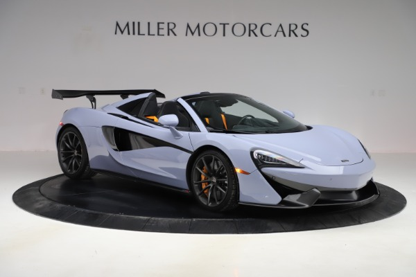 Used 2018 McLaren 570S Spider for sale Sold at Maserati of Greenwich in Greenwich CT 06830 7