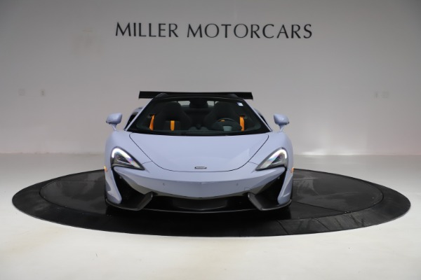 Used 2018 McLaren 570S Spider for sale Sold at Maserati of Greenwich in Greenwich CT 06830 8