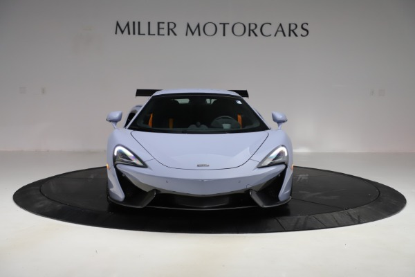 Used 2018 McLaren 570S Spider for sale Sold at Maserati of Greenwich in Greenwich CT 06830 9