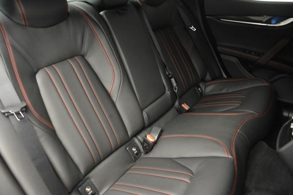 New 2016 Maserati Ghibli S Q4 for sale Sold at Maserati of Greenwich in Greenwich CT 06830 25