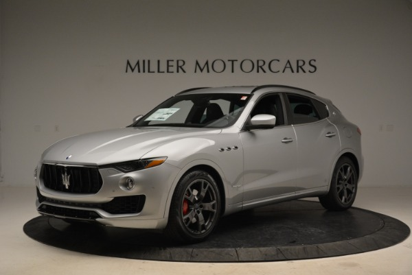 New 2018 Maserati Levante Q4 GranSport for sale Sold at Maserati of Greenwich in Greenwich CT 06830 2