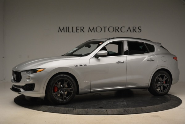 New 2018 Maserati Levante Q4 GranSport for sale Sold at Maserati of Greenwich in Greenwich CT 06830 3