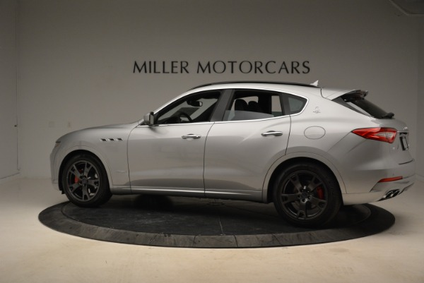 New 2018 Maserati Levante Q4 GranSport for sale Sold at Maserati of Greenwich in Greenwich CT 06830 5
