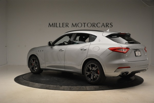 New 2018 Maserati Levante Q4 GranSport for sale Sold at Maserati of Greenwich in Greenwich CT 06830 6