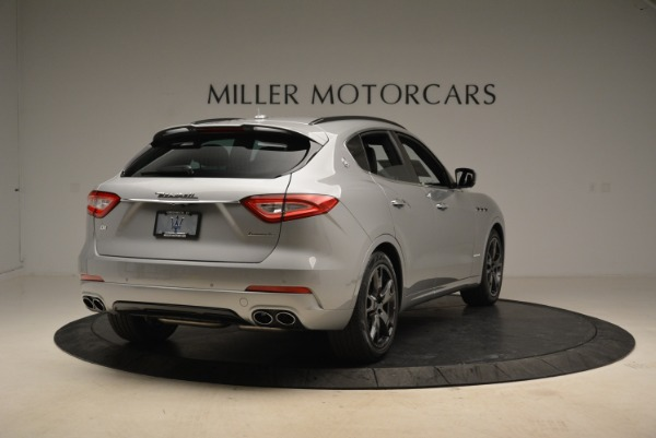 New 2018 Maserati Levante Q4 GranSport for sale Sold at Maserati of Greenwich in Greenwich CT 06830 8