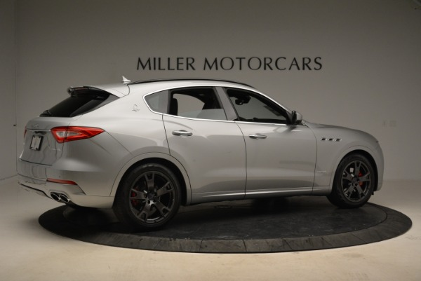 New 2018 Maserati Levante Q4 GranSport for sale Sold at Maserati of Greenwich in Greenwich CT 06830 9