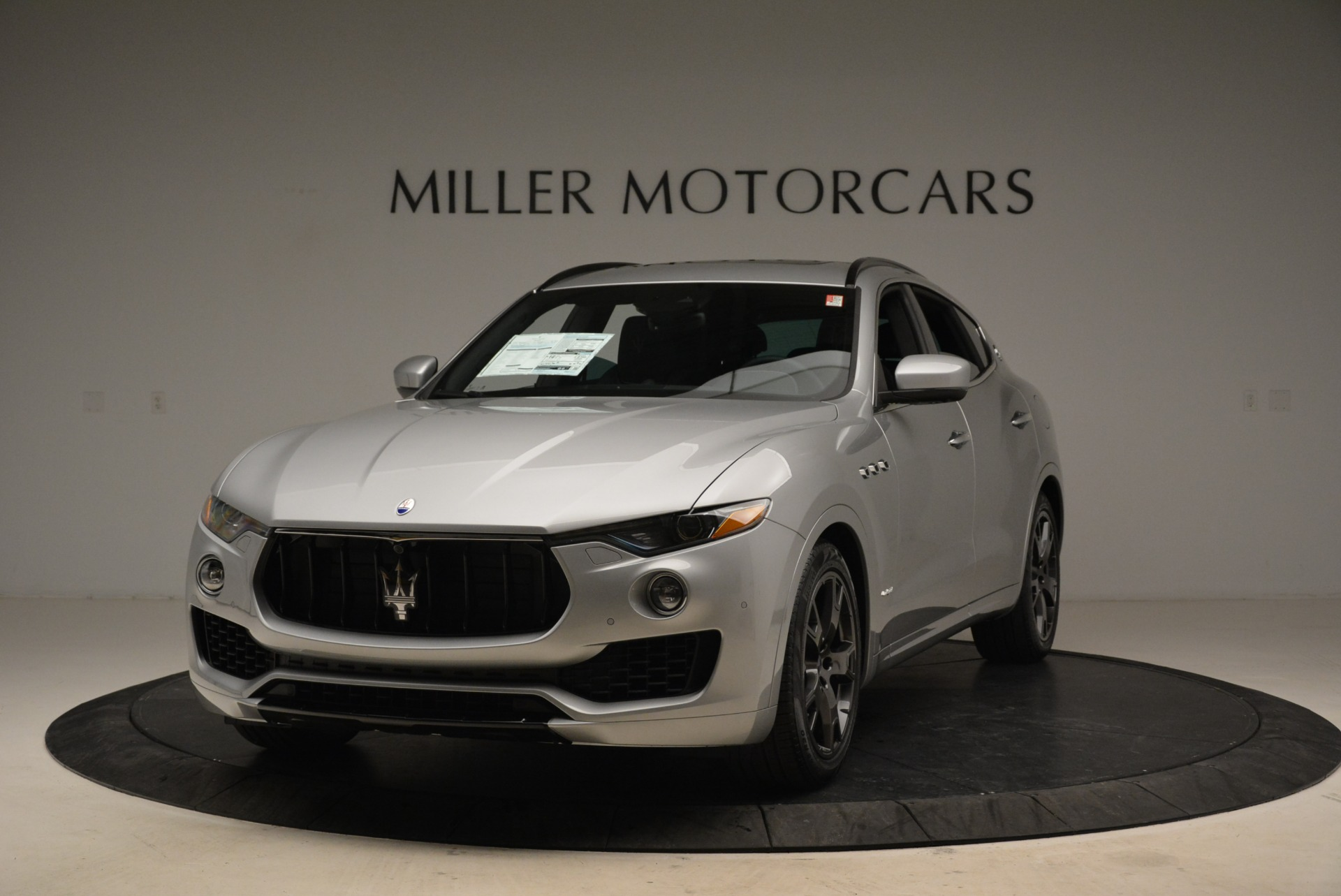 New 2018 Maserati Levante Q4 GranSport for sale Sold at Maserati of Greenwich in Greenwich CT 06830 1