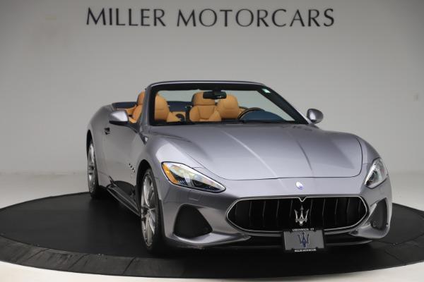 Used 2018 Maserati GranTurismo Sport Convertible for sale $99,900 at Maserati of Greenwich in Greenwich CT 06830 11