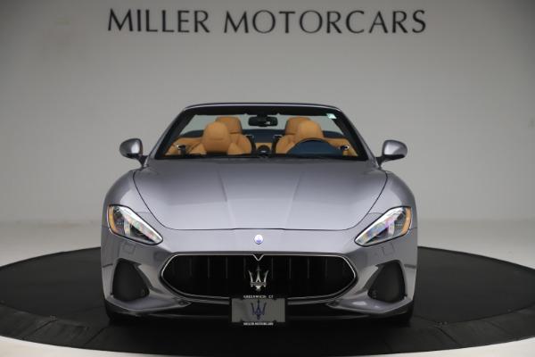 Used 2018 Maserati GranTurismo Sport Convertible for sale $99,900 at Maserati of Greenwich in Greenwich CT 06830 12