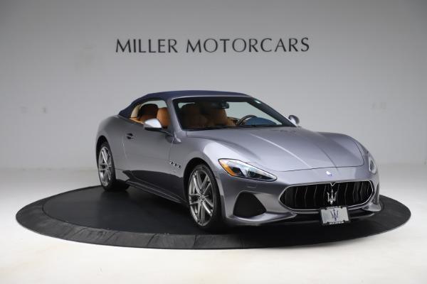 Used 2018 Maserati GranTurismo Sport Convertible for sale $99,900 at Maserati of Greenwich in Greenwich CT 06830 13