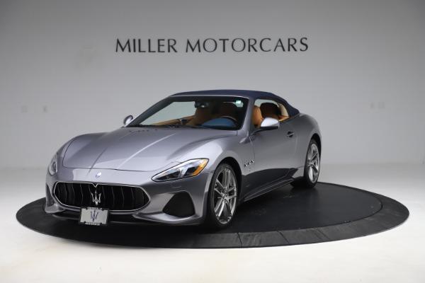 Used 2018 Maserati GranTurismo Sport Convertible for sale $99,900 at Maserati of Greenwich in Greenwich CT 06830 14