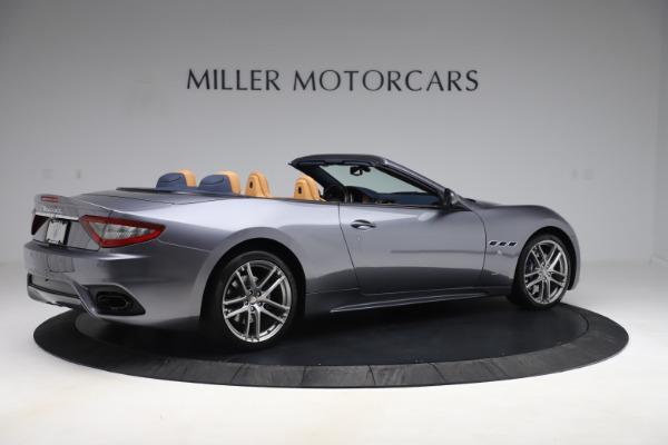 Used 2018 Maserati GranTurismo Sport Convertible for sale $99,900 at Maserati of Greenwich in Greenwich CT 06830 8
