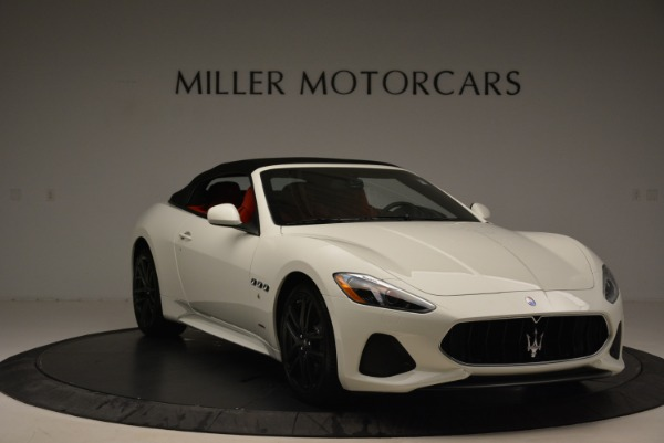 New 2018 Maserati GranTurismo Sport Convertible for sale Sold at Maserati of Greenwich in Greenwich CT 06830 12