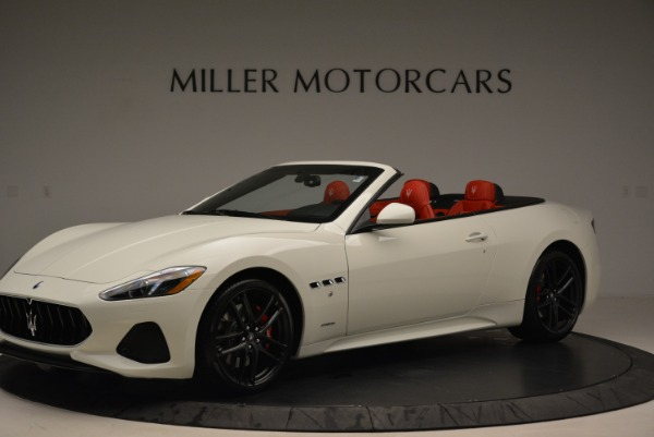 New 2018 Maserati GranTurismo Sport Convertible for sale Sold at Maserati of Greenwich in Greenwich CT 06830 14