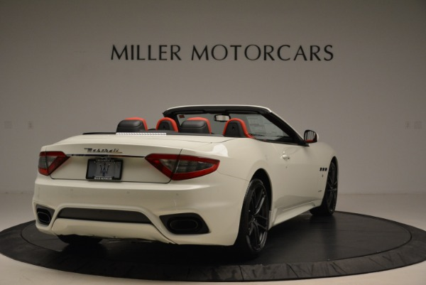 New 2018 Maserati GranTurismo Sport Convertible for sale Sold at Maserati of Greenwich in Greenwich CT 06830 19